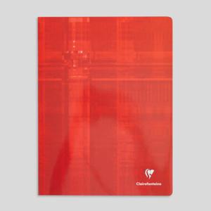 Clairefontaine Cahier 24x32cm, grands carreaux, 96 pages, 90gr/m²