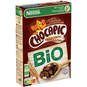 Nestlé Céréales Chocapic Bio 375g