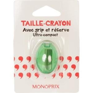 Monoprix Taille-crayon