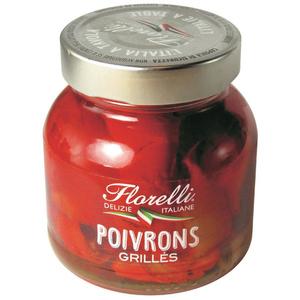 Florelli Poivrons grilles 280 g