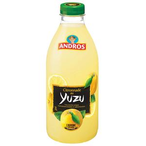 Andros Citronnade au yuzu 1L