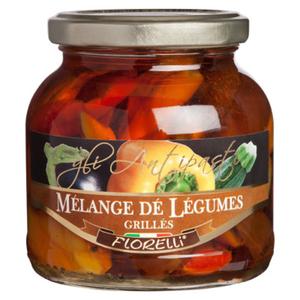 Florelli Mélange de légumes grillés 280 g