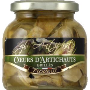 Florelli Artichauts grilles 170 g