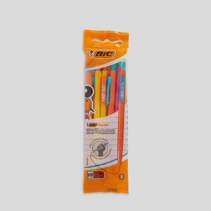 Bic 5 portes-mines Bic Matic Strong, mines HB