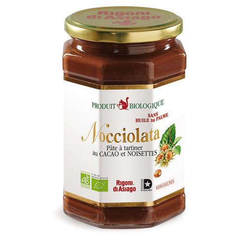 Nocciolata Pâte à tartiner au cacao et noisettes biologique 700g