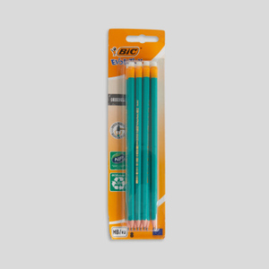 Bic 8 crayons HB avec gomme