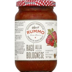 Rummo Sauce Ragu All Bolognese 350g